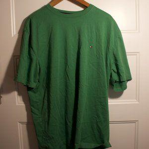 Tommy Hilfiger Green T Shirt